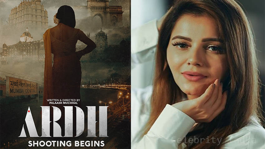 Rubina Dilaik film Ardh