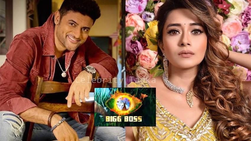 Bigg Boss 15 Salman Khan Tina Datta Manav Gohil