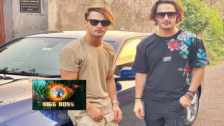Bigg Boss 15 Umar Riaz Asim Riaz