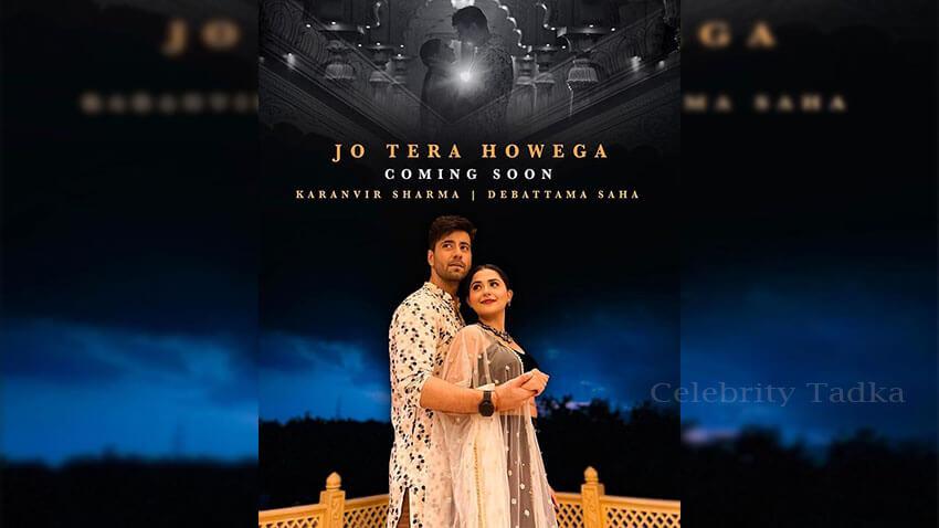 Shaurya Aur Anokhi Ki Kahani stars Debattama Saha and Karanvir Sharma