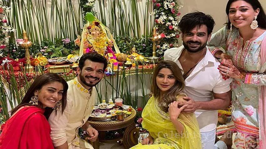Vishal Aditya Singh Nikki Tamboli Sana Makbul Arjun Bijlani