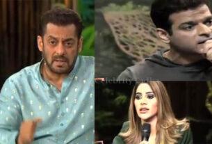 Bigg Boss 15 Salman Khan Nikki Tamboli Karan Patel