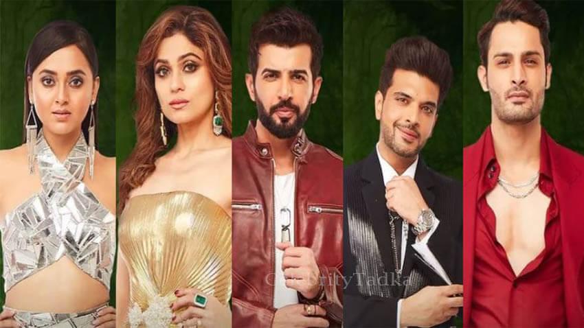 Bigg Boss 15 TOP 5 contestants Salman Khan