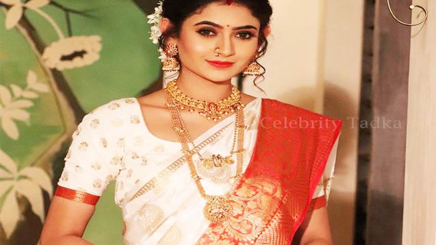 Mehndi Hai Rachne Waali actress Shivangi Khedkar