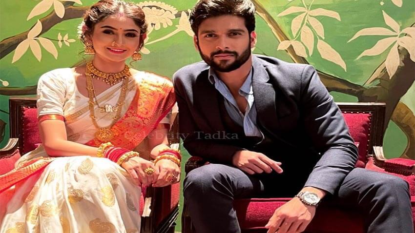 Mehndi Hai Rachne Waali pair Shivangi Khedkar Sai Ketan Rao